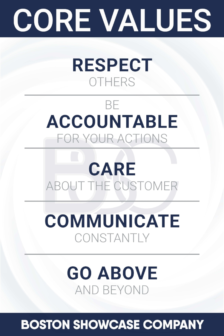 BSC Core Values