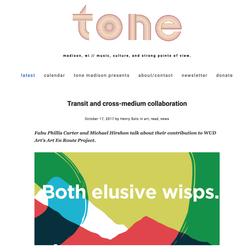 Tone Madison Review