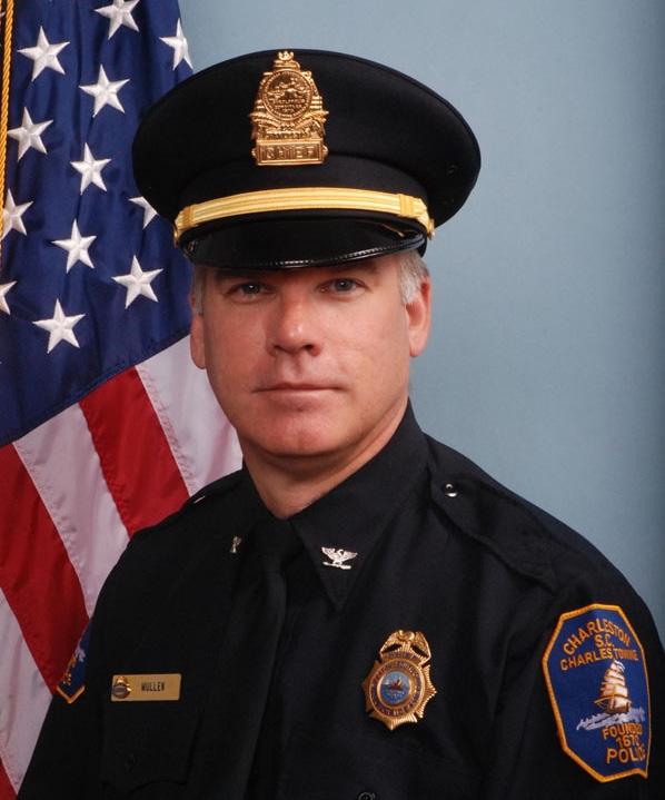Chief Greg Mullen