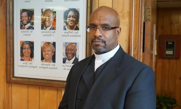 Reverend Eric Manning
