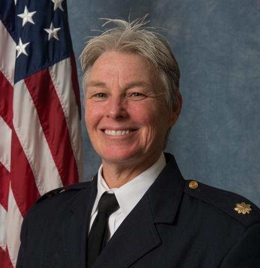 Deputy Chief Naomi Broughton