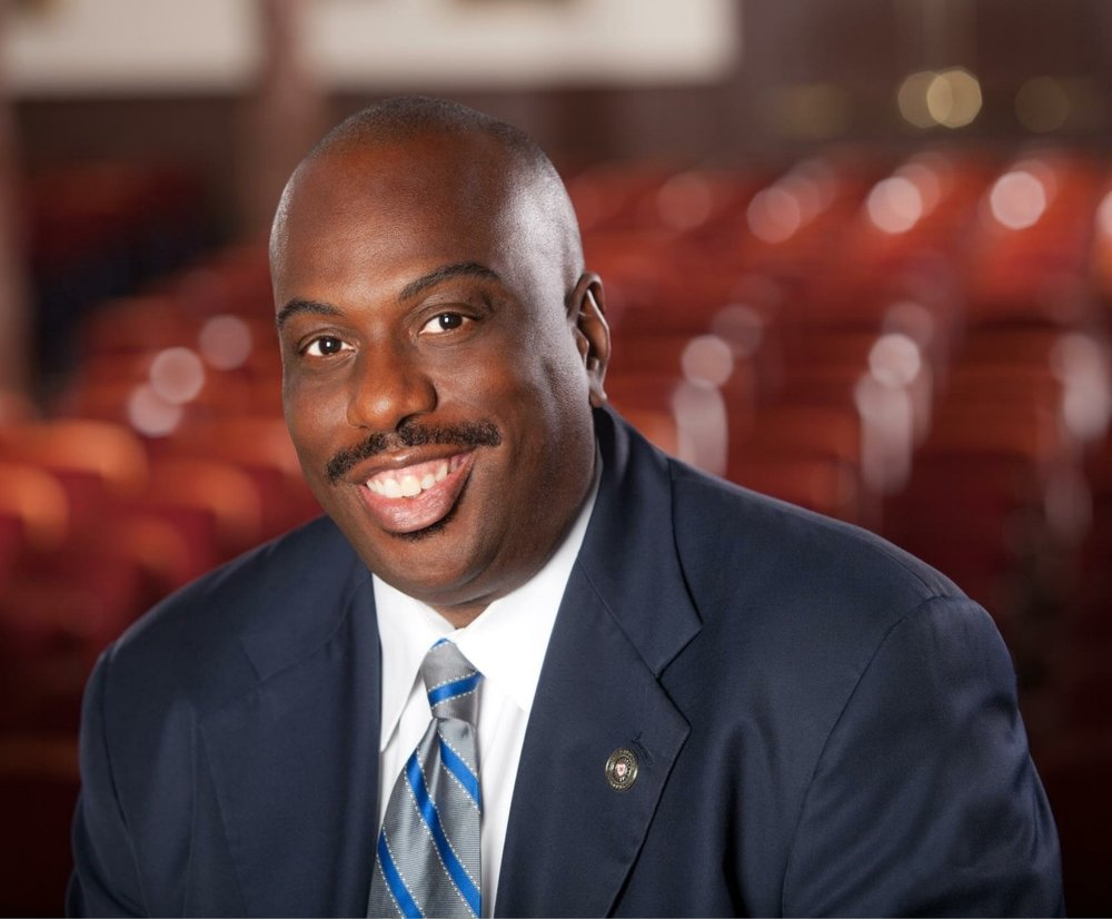 Malcolm Graham, Former N.C. State Senator and brother to Cynthia Hurd