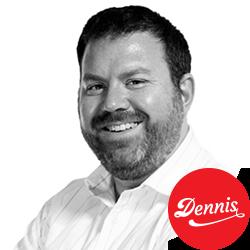 Paul Lomax, CTO, Dennis