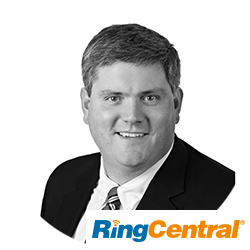 Curtis Peterson, Senior Vice President of Cloud Operations, RingCentral
