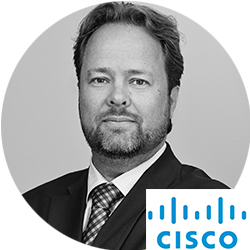 Snorre Kjesbu, VP/GM Collaboration Endpoint Technology Group, Cisco