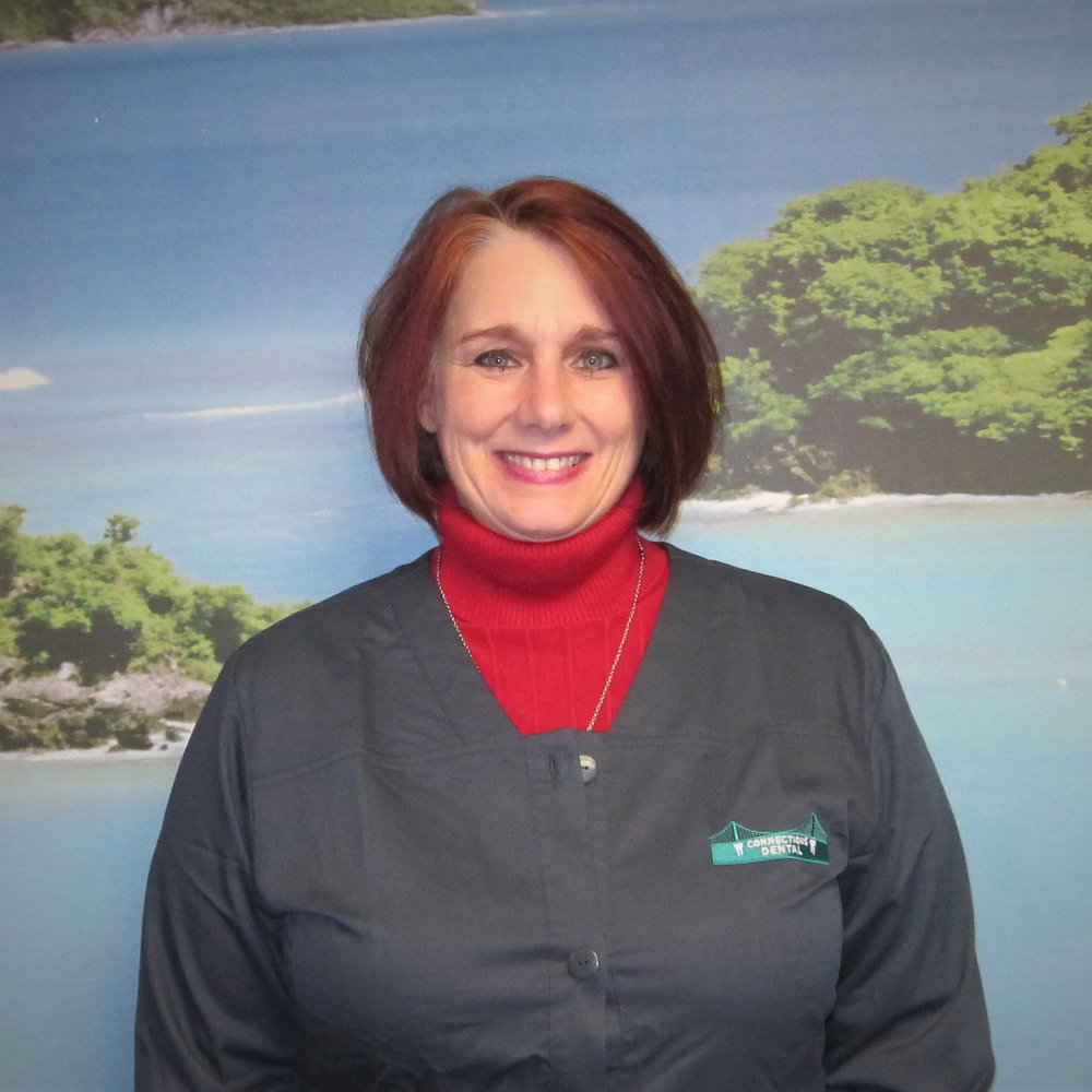 Kelli,  Front Desk   Team member since 1988