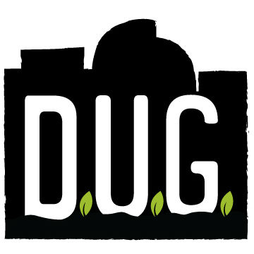 Denver Urban Gardens - DUG knows that in order to make lasting change, community needs to drive it. That's why every DUG urban garden and farm has been started and led by local residents - growing food, and more so, growing community. DUG puts down deep roots, providing resources, training & support needed to establish gardens and farms that become valuable assets to neighborhoods. DUG respects all people and the environment. In continuing its mission, DUG is partnering with Scraps to make composting easy and accessible for all Denver residents, as well as friendly to the environment by being a bike-powered business. DUG looks forward to growing with Scraps!PLEASE NOTE:Do not bring food scraps to the DUG office or garden! DUG gardens do NOT accept food scraps to be composted. While Scraps will help you compost your food scraps (and other compostables!), Scraps does not use DUG gardens as a composting site. Rather, the two entities collaborate in other ways.