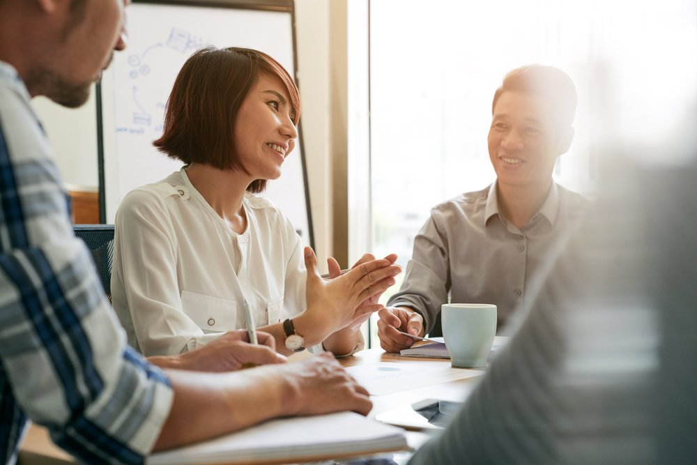 Let's Talk - Because we take an individualized approach to consulting, we start by discussing your business in a one-on-one consultation to get a better idea of your ideas or plans for growth. From there, we can help you create a personalized action plan to launch, manage, and maintain a successful business.