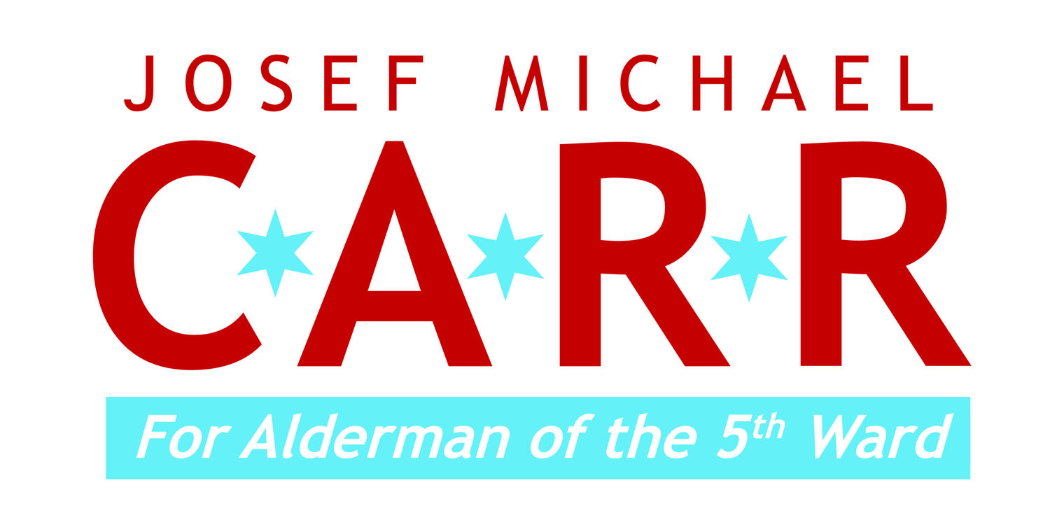 Carr for Alderman