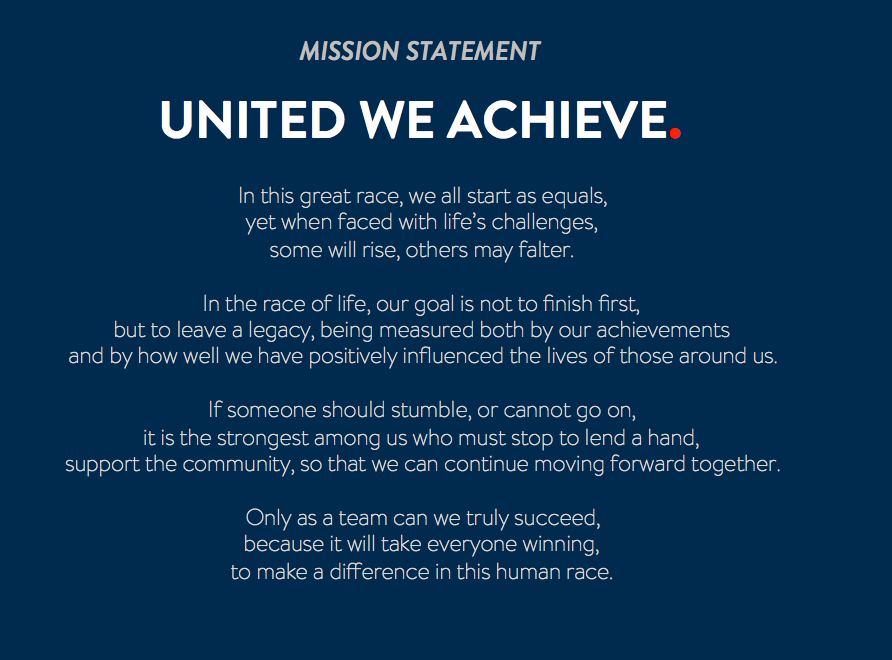 Everywon company manifesto.  Everywon inc. company mission statement.