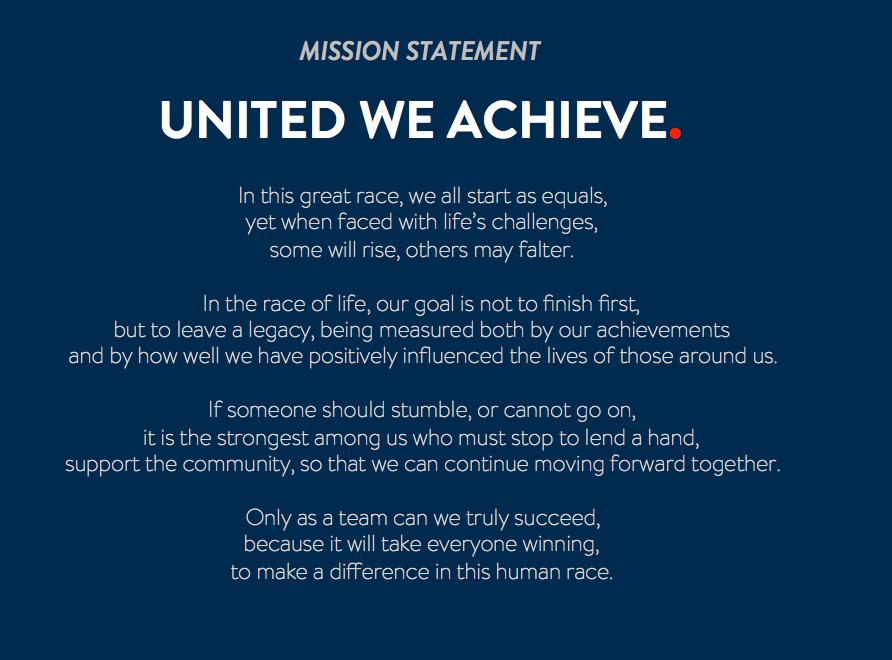 Everywon company manifesto. Everywon inc. company mission statement.