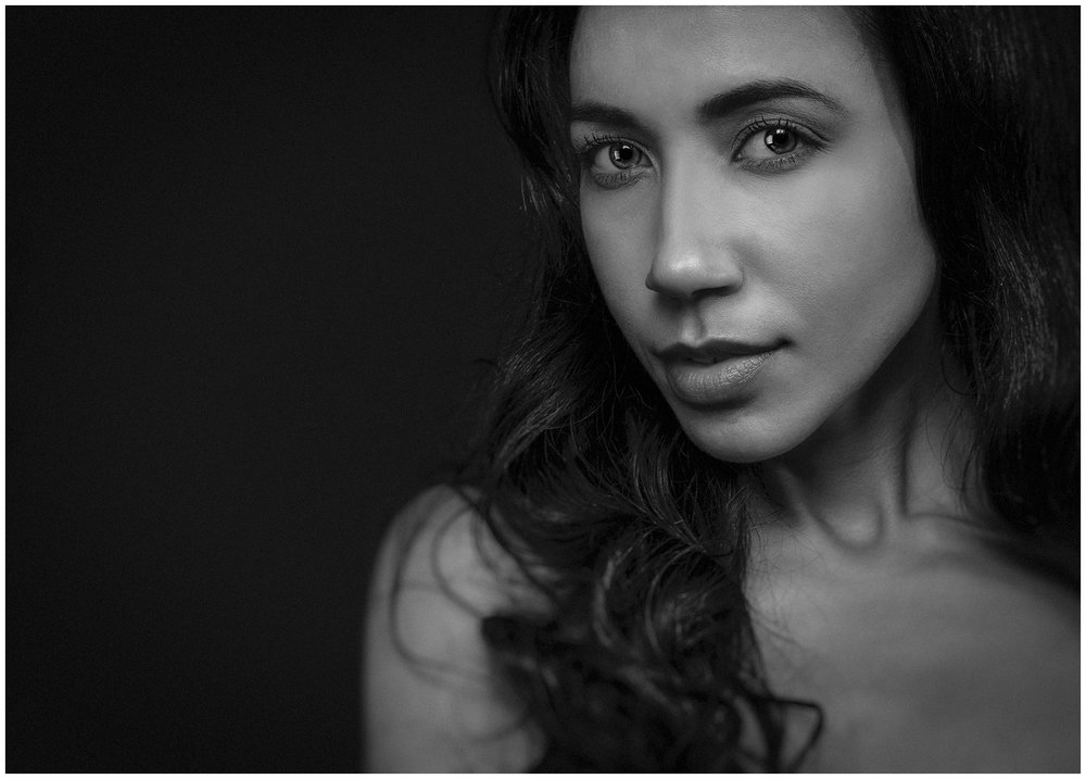 Creative Portrait by Richard Cawood