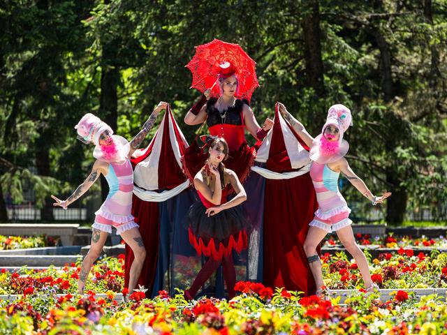 Carnaval Cirquantique