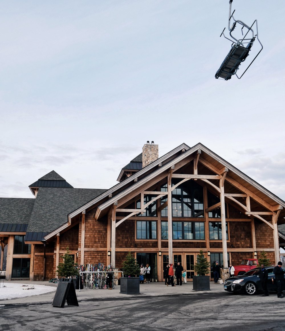 The Hermitage Ski Lodge