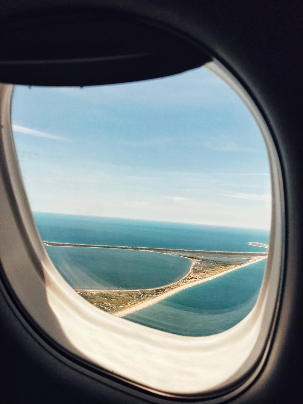 Flying into Nantucket