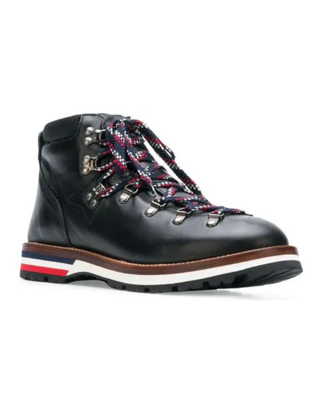 $795 - Moncler Peak boots   Whether your an avid skier and planning a trip to Aspen this winter, or just want to elevate your style, these boots are AMAZING!! I love a ski/hiking boot paired with a stylish street look! Everything about these boots are perfect.