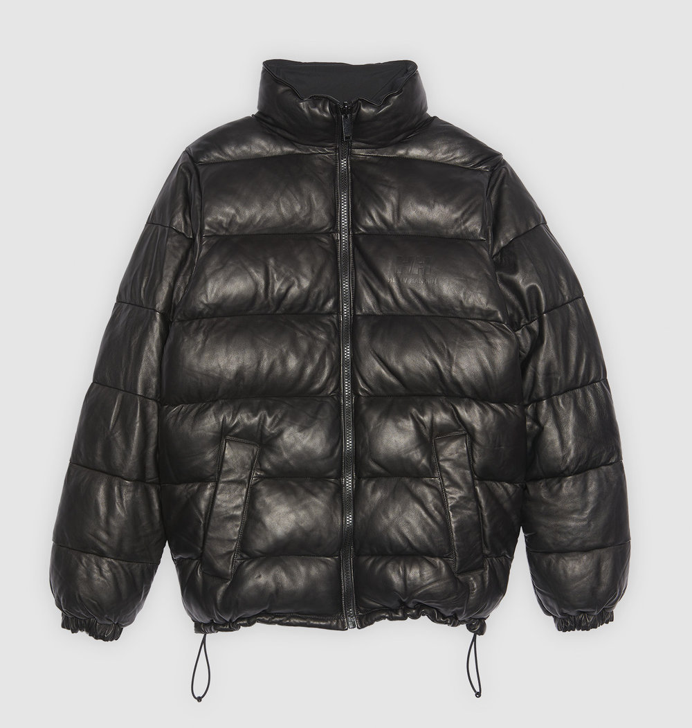 $1,740 - Sandro reversible leather puffer jacket   Definitely pricey, but it's 2-for-1 since it's reversible! Seriously though, this jacket is INCREDIBLE! I tried it on a few days ago at the Sandro store and wanted to buy it. I'd pee my pants if someone gifted this to me! If you have $1,740 to gift someone, this is perfect!