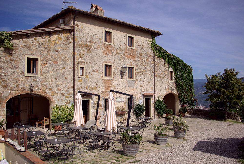 Fattoria Lavacchio Vineyard