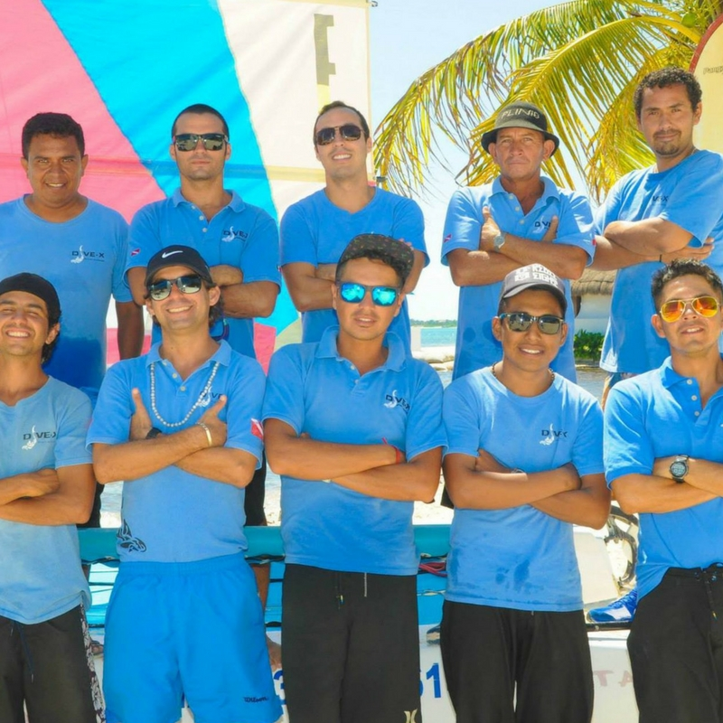 DIVE-X RIVIERA MAYA  Let It Go Excursion & Sport team - Mexico
