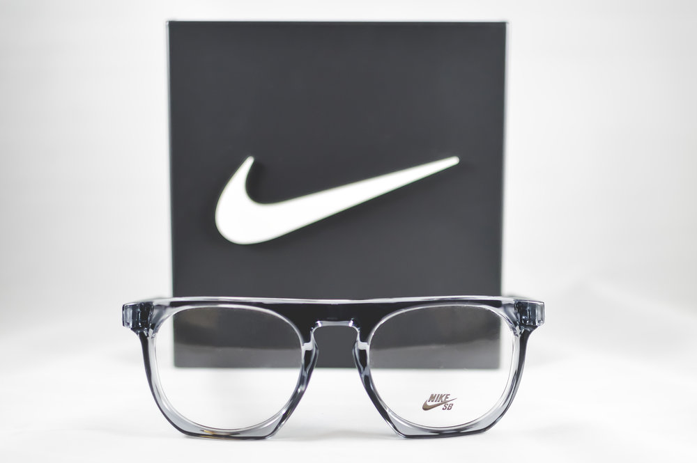 Nike - Nike Vision eyewear brings the same inspiration and innovation for activewear to lifestyle sunglasses and ophthalmic frames, designed for the athlete in everyone.