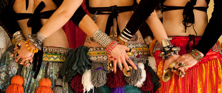 6:15 pm - Belly Dance Collective