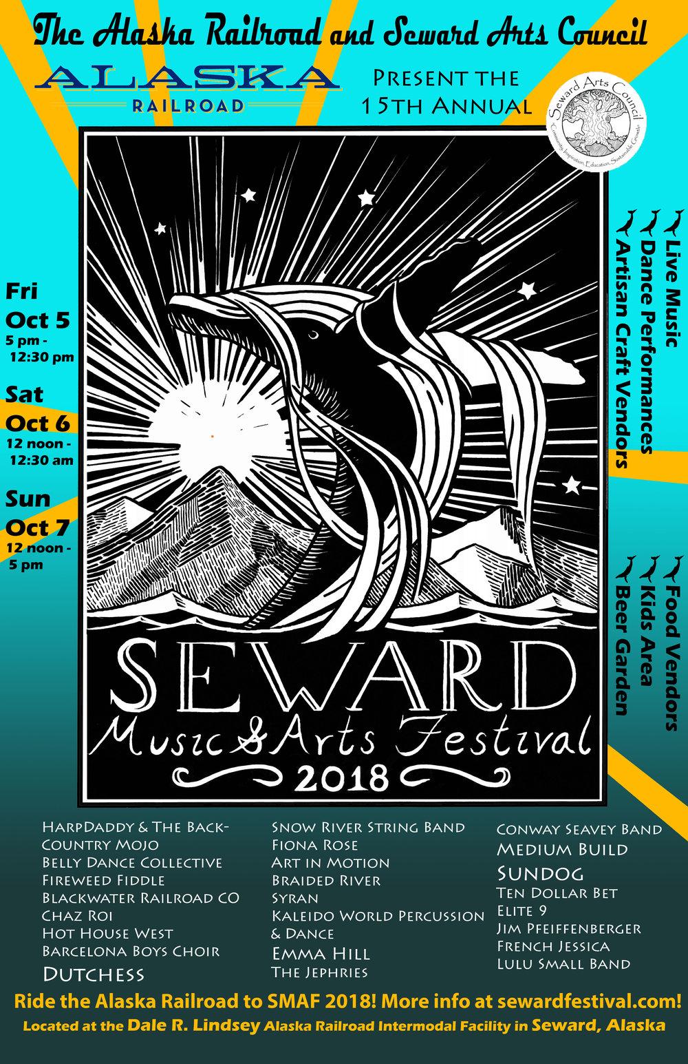 2018 SMAF Poster