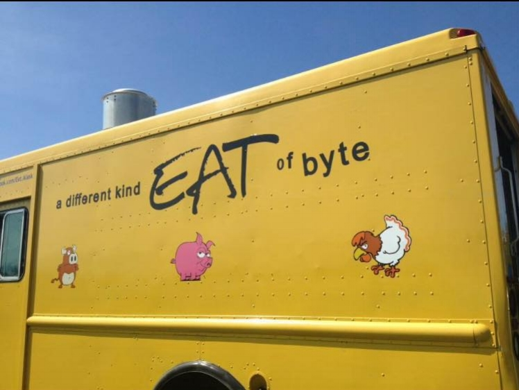 Eat Alaska Food Truck
