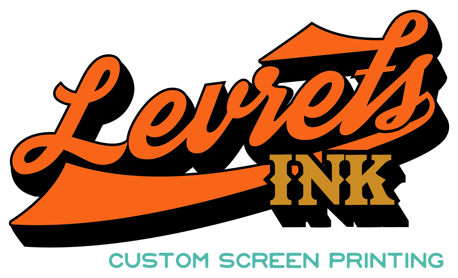 Levrets Ink Custom Screen Printing