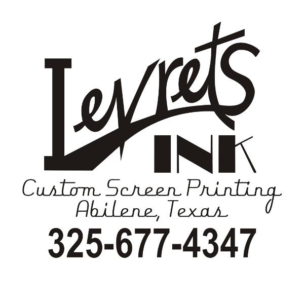 Original Levrets Ink Logo (2004-2017)