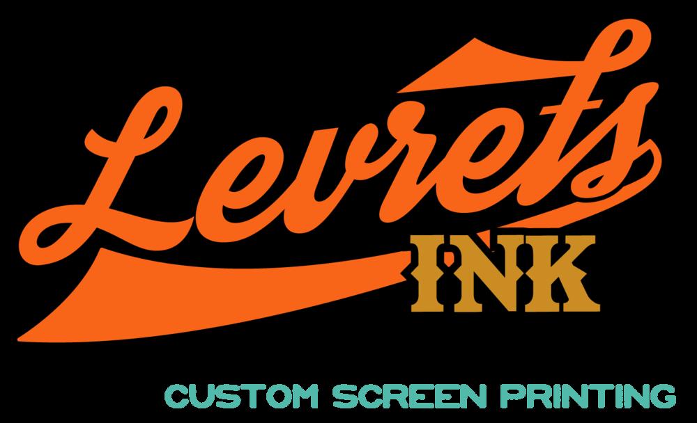 New Levrets Ink Logo (2017-Present)