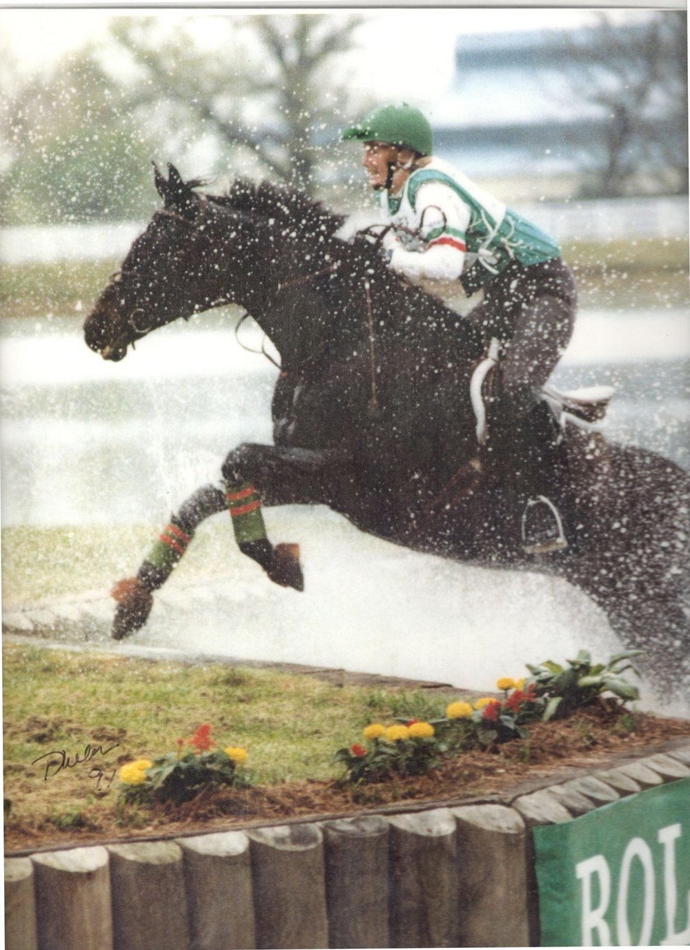 LISA TER WOORT - CBDOLisa has a deep knowledge of the local and international equestrian community, having owned, trained and competed with her horse Mindy Rose as a member of the Canadian national three-day eventing team.
