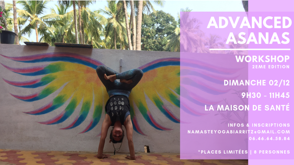 Advanced Asanas
