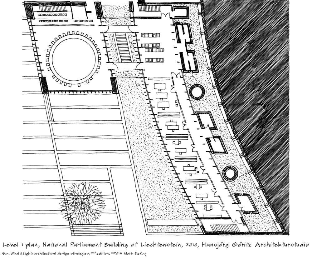 p152 Parliament Building Plan