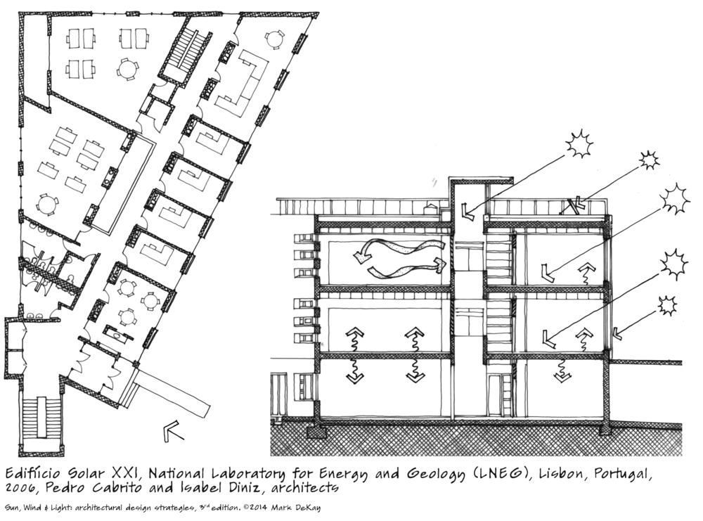p172 Edificio Solar Orthographic