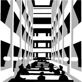 D33 Atrium Building