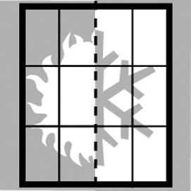 D106 Window & Glass Type