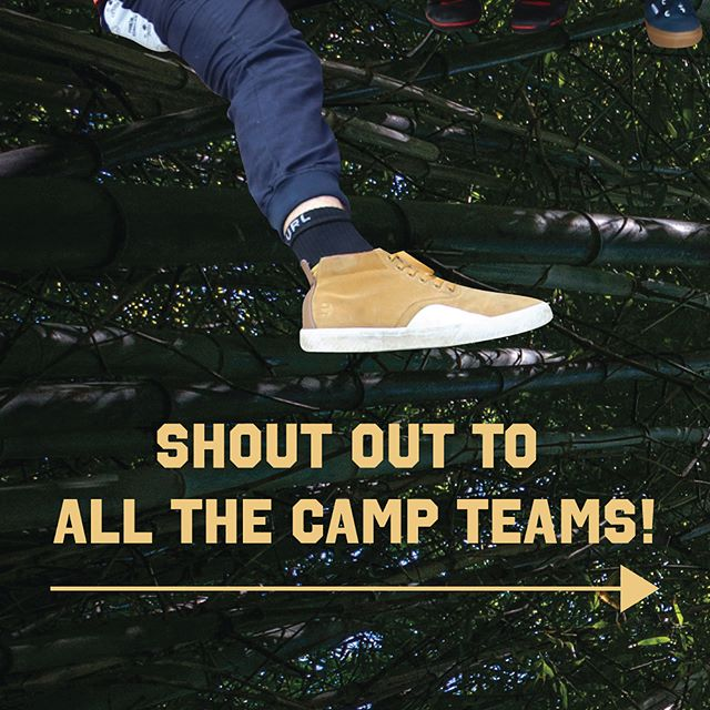 Shout out to all the teams go were a part of Champ of the Camp, there were so many slayers at camp this year and we are so excited to do you and more friends next year! • #kendama #champofthecamp2018 #campkendama