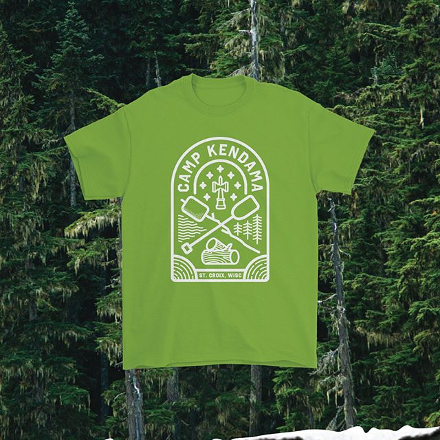 Extra Camp Kendama T-Shirts Available Now! • LINK IN BIO • #campkendama #campkendama2018