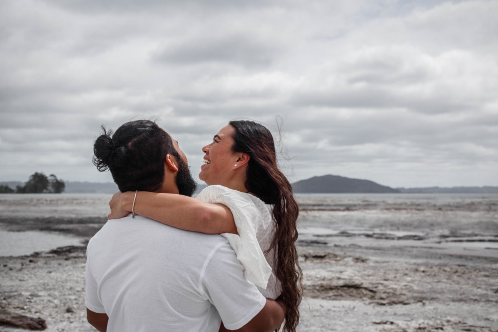 Makuini & Nere - MATERNITY, SURPRISE PROPOSAL | ROTORUA | 2017
