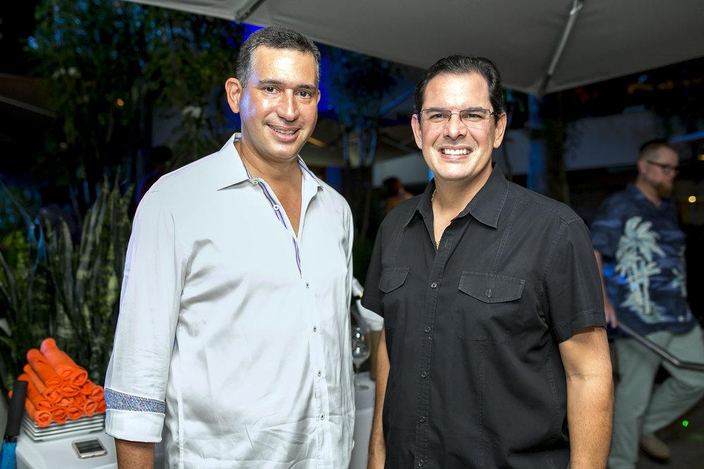 José 'Peco' Suárez y Peter Hopgood.JPG
