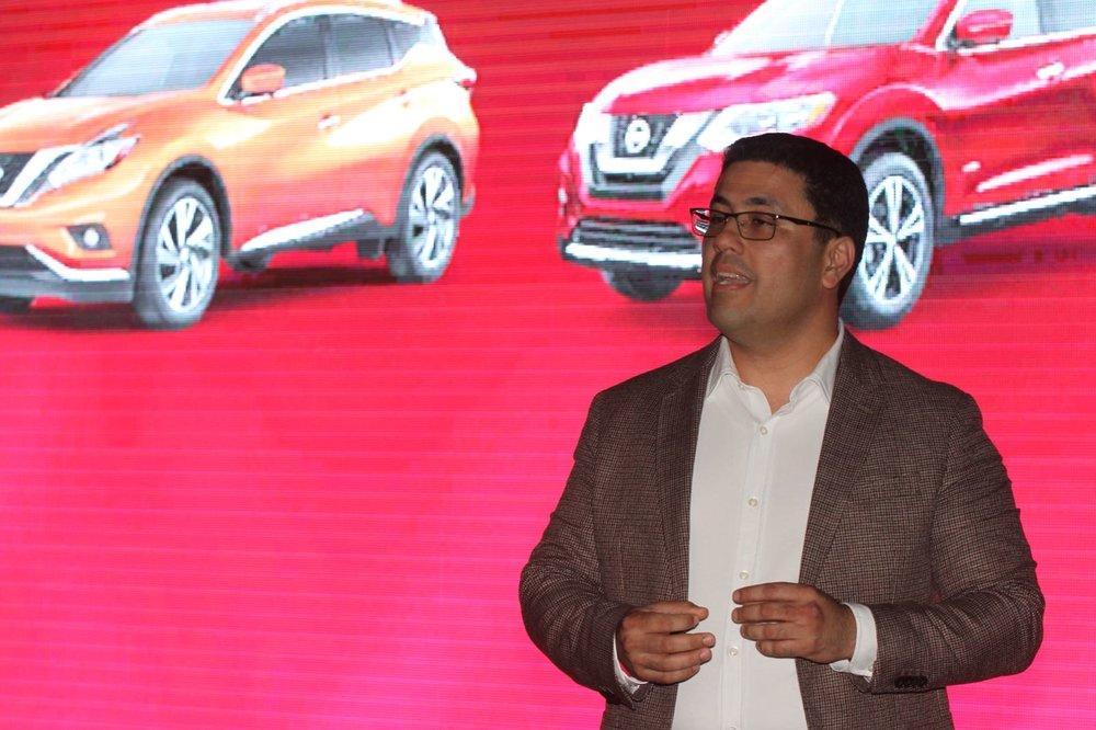 Juan Santana Chea, director comercial Nissan en Puerto Rico.