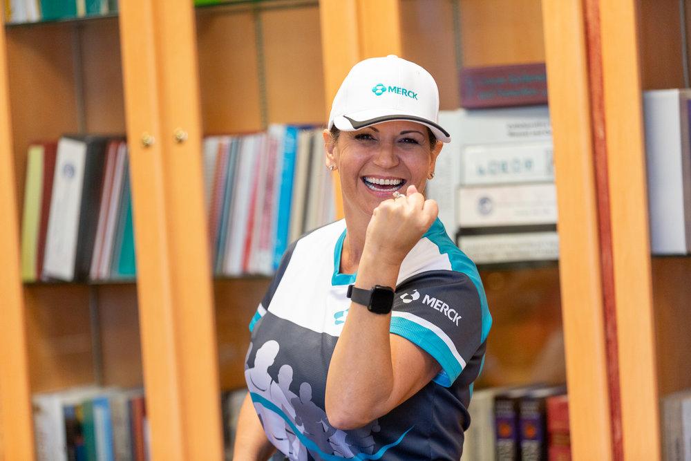 Wendy Perry, gerente general de operaciones comerciales de Merck Puerto Rico