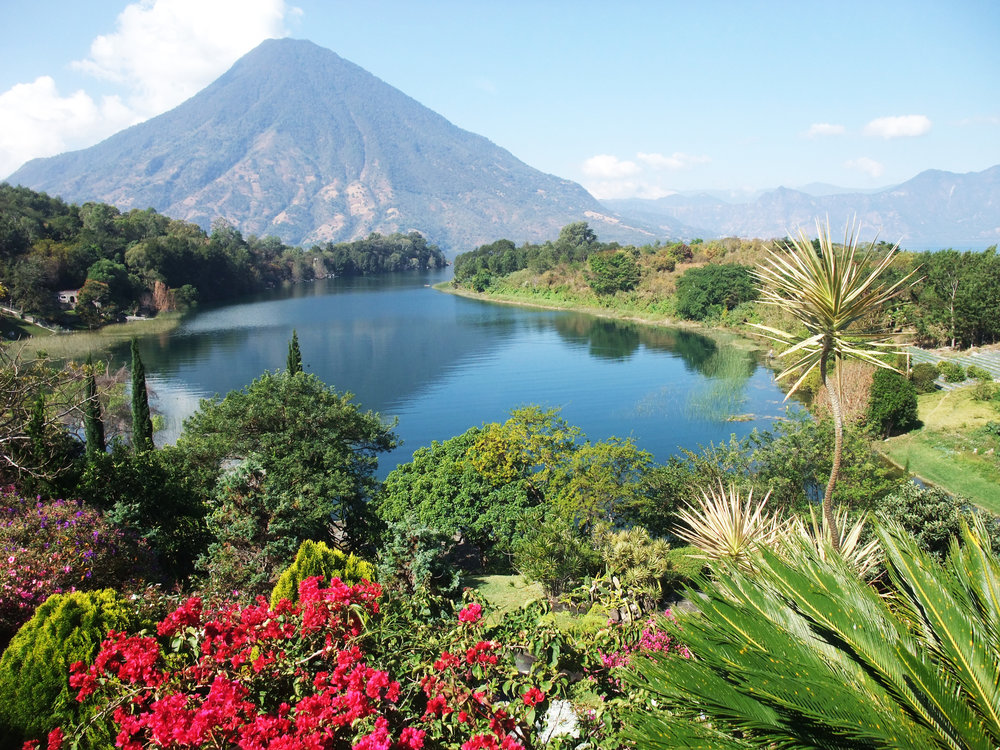 Top Experiences In Guatemala: - 1. Visit the Yaxha Ruins 2. Travel to Volcán de Pacaya3. Swim in lake Atitlán