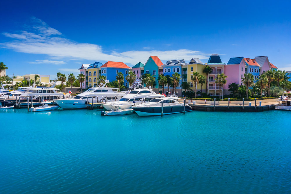 Top Experiences In The Bahamas: - 1. Visit Harbor Island  2. Dive The Tongue of the Ocean  3. Kayak the Exuma Cays Land and Sea Park