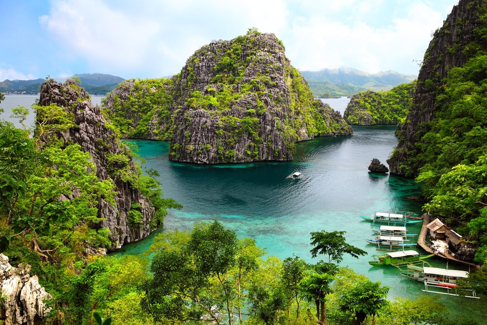 Top Experiences In The philippines: - 1. Hike the chocolate hills of Bohol2. Snorkel amongst shipwrecks off of Palawan3. Cool down with a glass of halo-halo