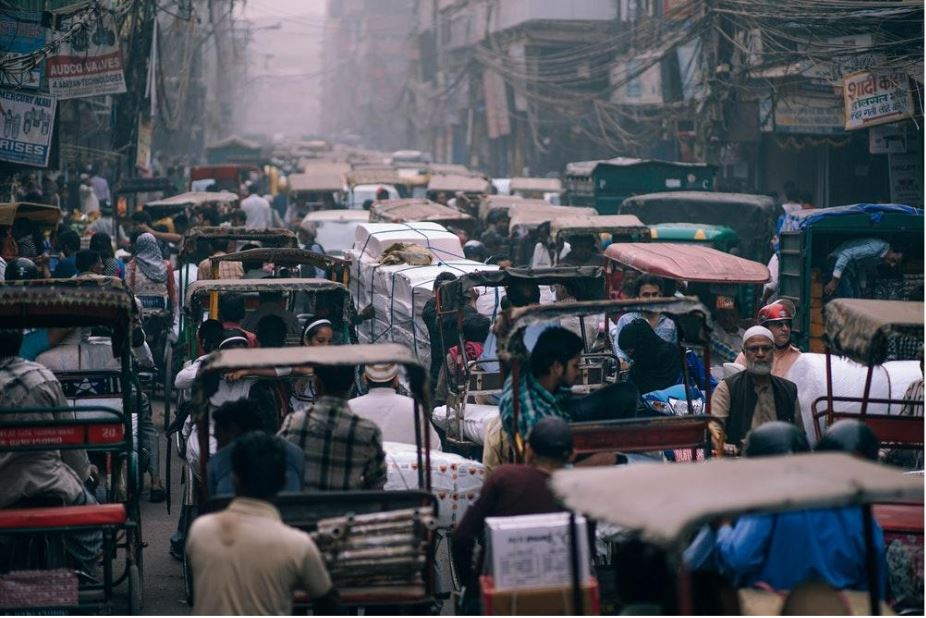 According to the WHO, India is the world's most polluted country