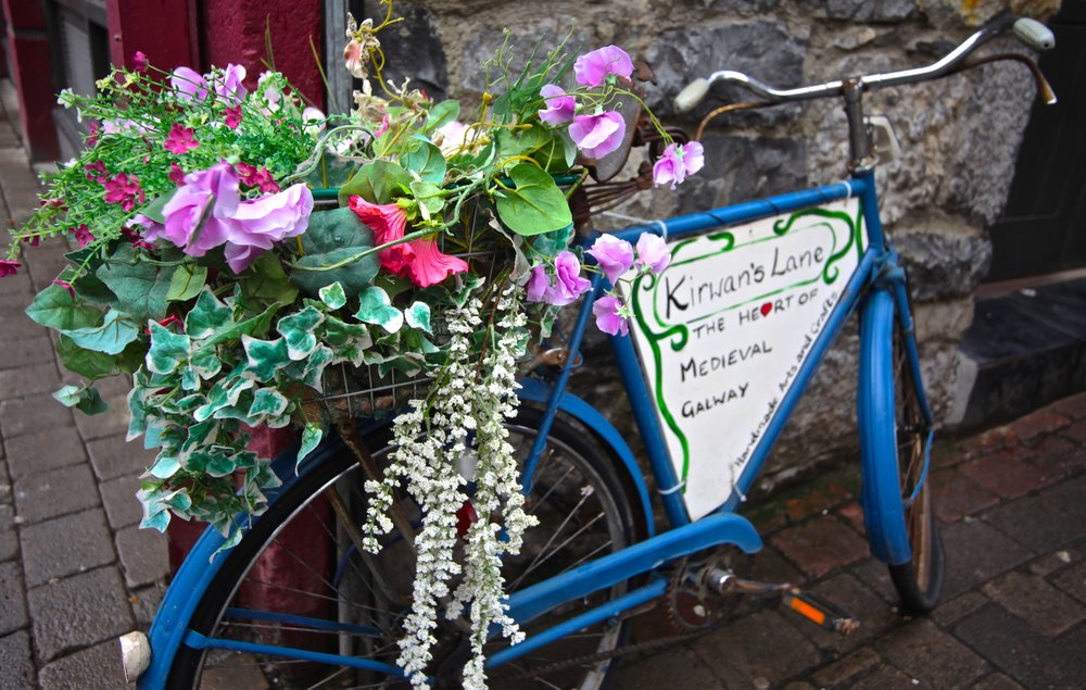 Streets of Galway   Galway, Ireland