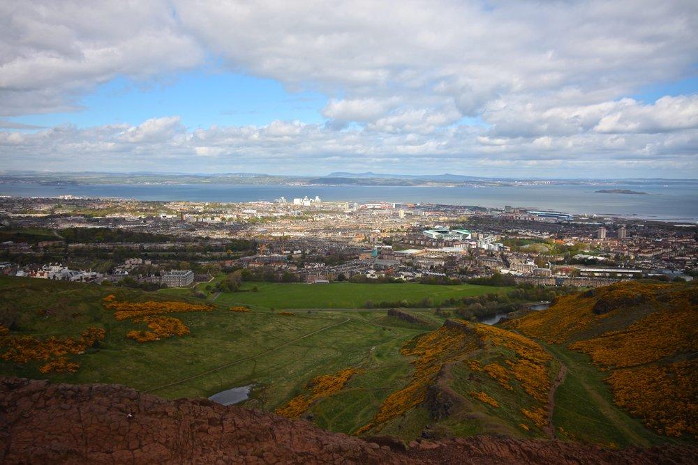 Arthur's Seat   Edinburgh, Scotland