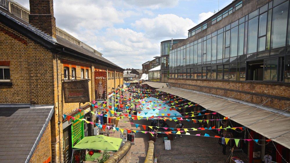 Camden Market   London, England