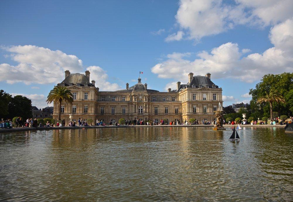 Le Jardin du Luxembourg  Paris, France